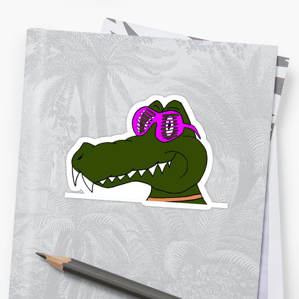 Gator by Roberto A Camacho
