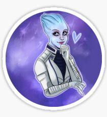 Liara T'soni Sticker
