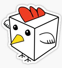 Cock Block Sticker