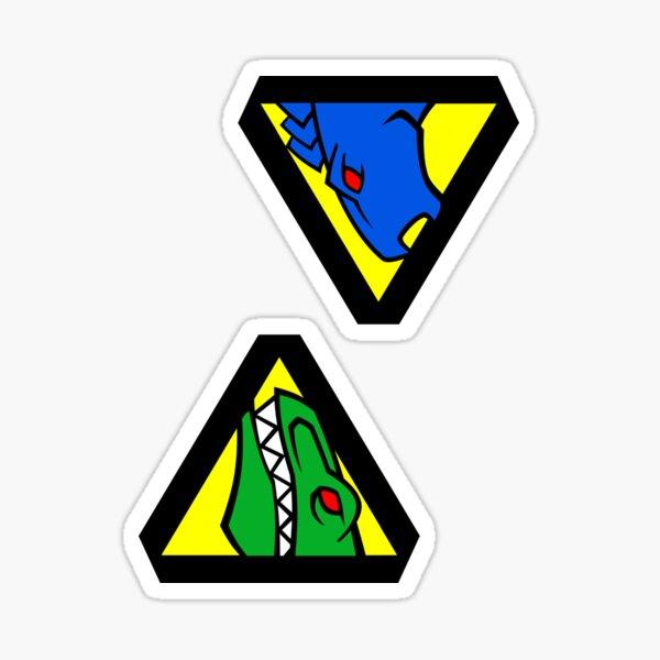 #3-#4 Sticker
