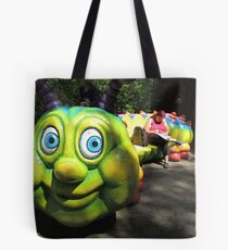 big worm Tote Bag