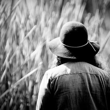 Under the Hat by Shutterbug-csg