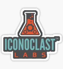 Iconoclast Labs Sticker