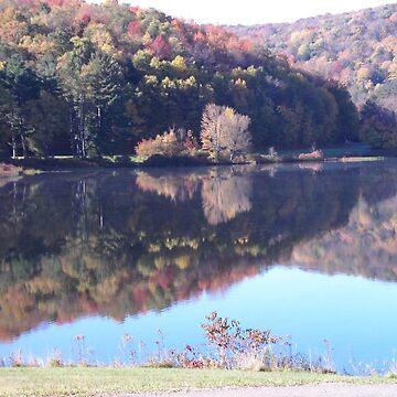 Crystal Lake by fennstars