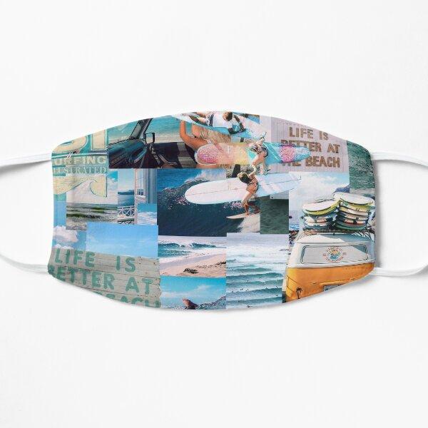 surf collage Mask