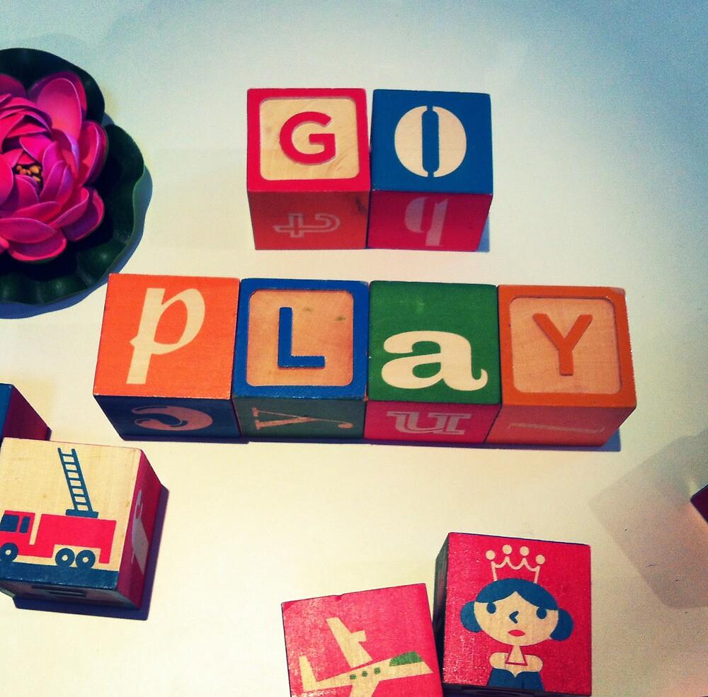 Go Play by Taryn King