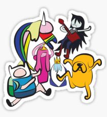 NINJIA CREW Sticker