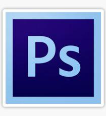 Photoshop CS6 Logo Sticker