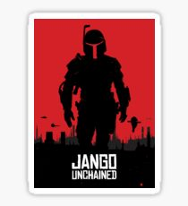 Unchained Sticker