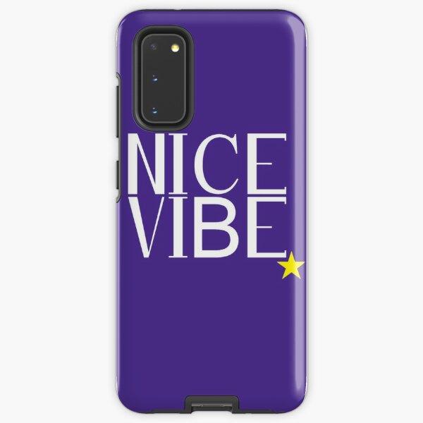 NICE VIBE * Ichigo Shirt [BLEACH] Samsung Galaxy Tough Case