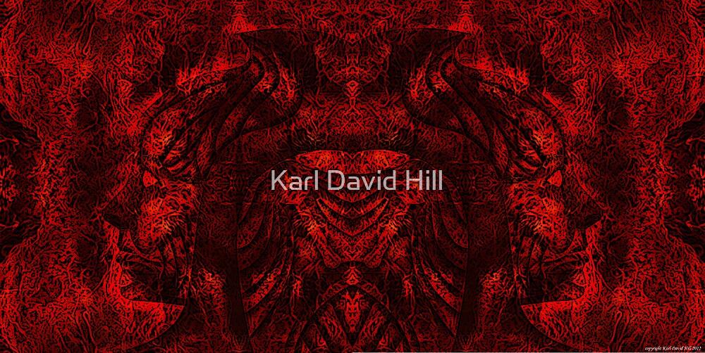 The Chymical Wedding 001 by Karl David Hill
