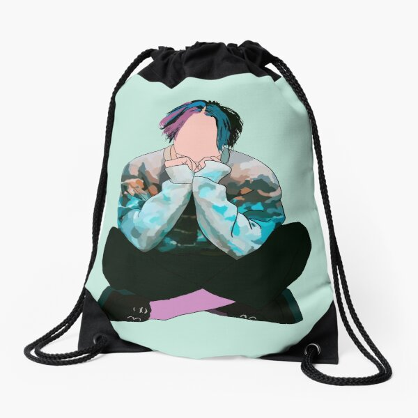 Yungblud Weird Drawstring Bag