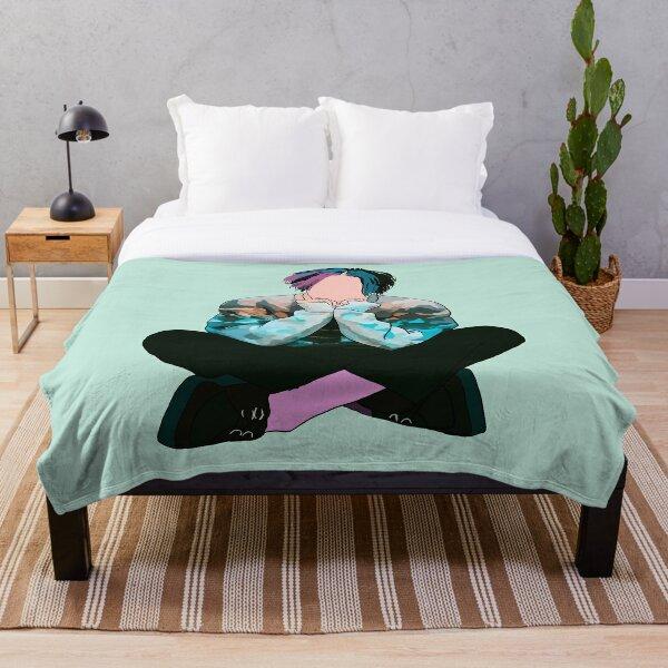 Yungblud Weird Throw Blanket