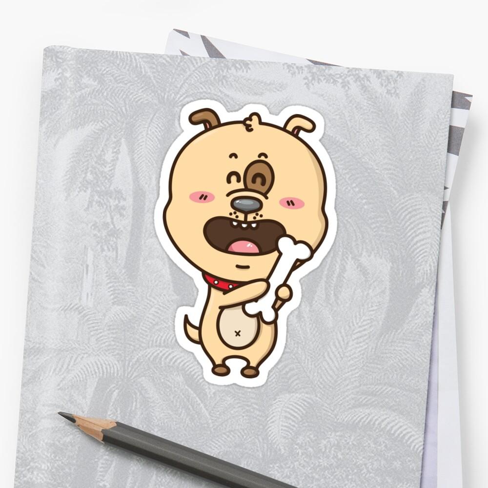 kawaii puppy by BoYusya