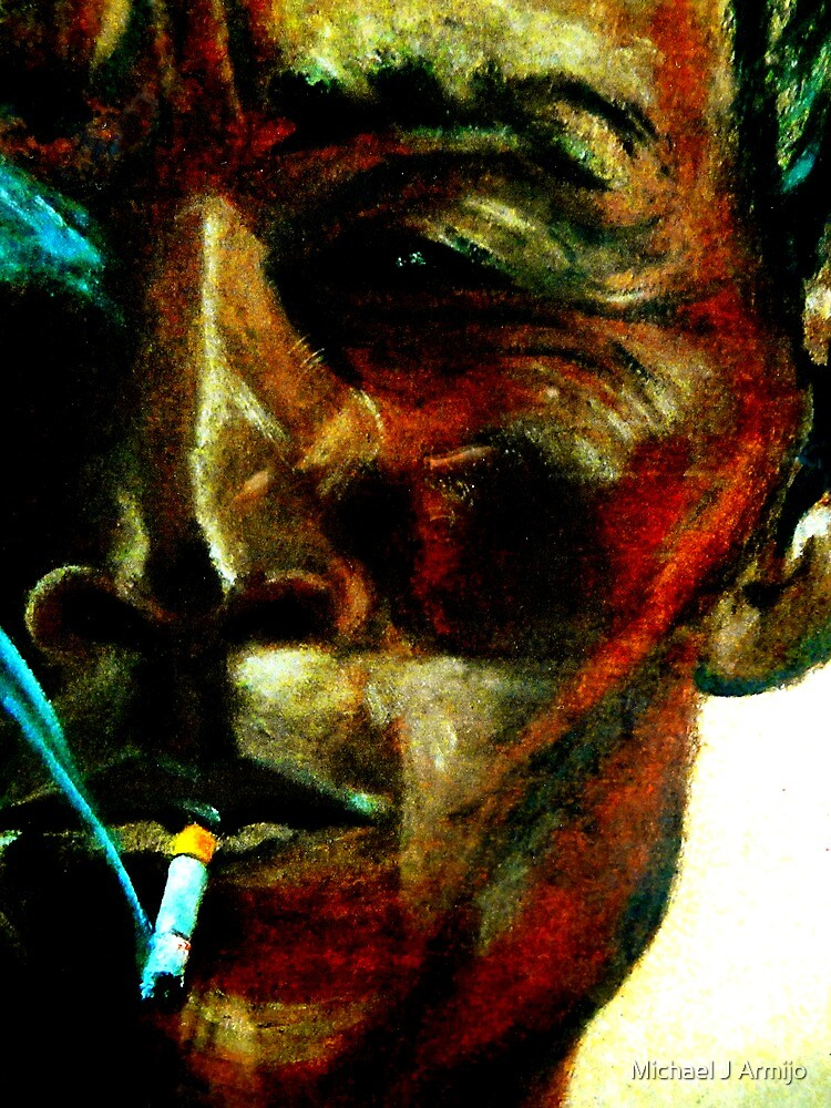 Up In Smoke by Michael J Armijo