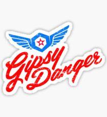 Gipsy Danger decal Sticker