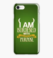 Glorious Purpose iPhone Case/Skin