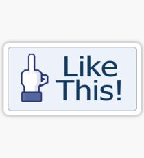 Like This! Sticker