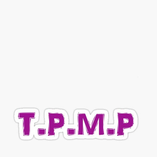TPMP Sticker
