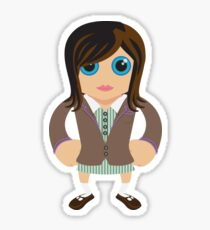Ja'mie King #1 (We Can Be Heroes)  Sticker