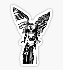 Don't Blink Sticker