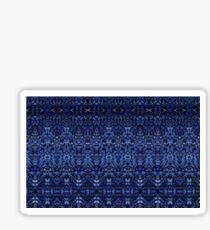 Blue Carpet Sticker
