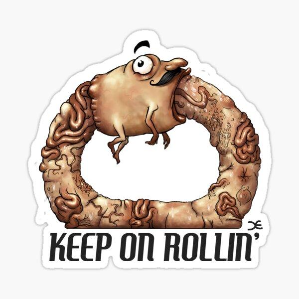 Keep On Rollin' - sticker Sticker