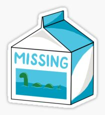 Missing Sticker