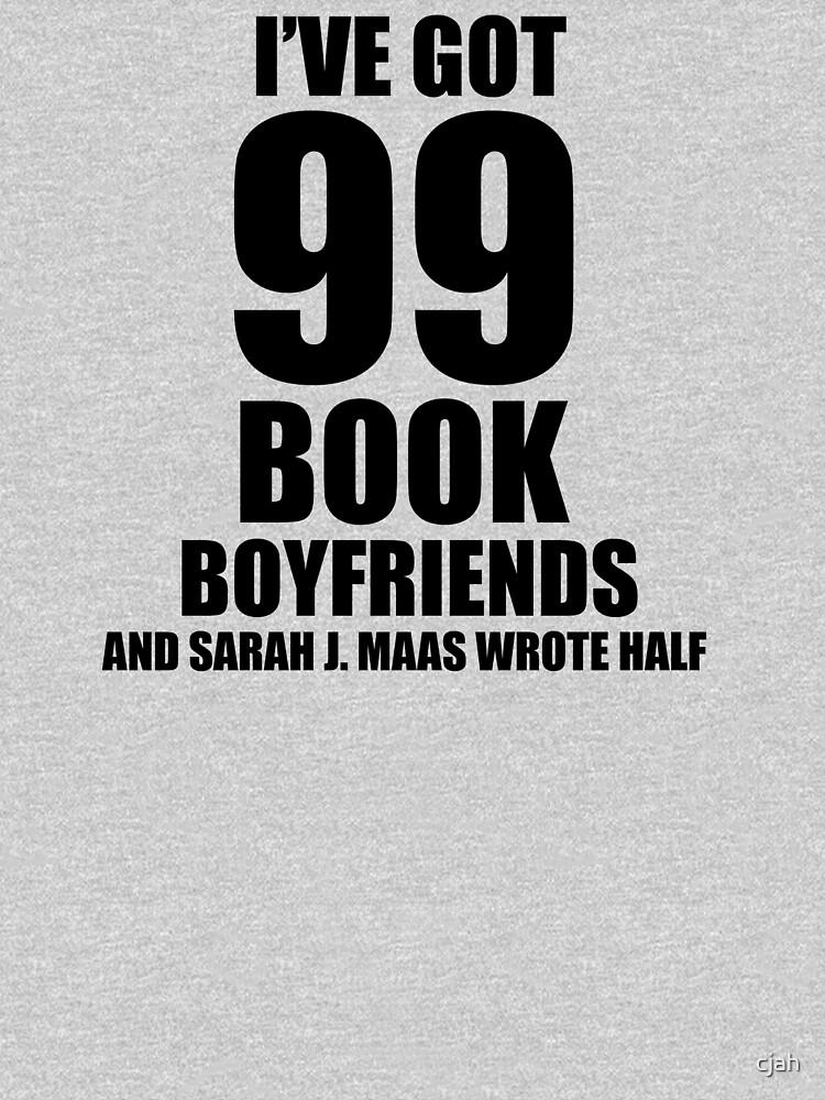 99 Book Boyfriends by cjah