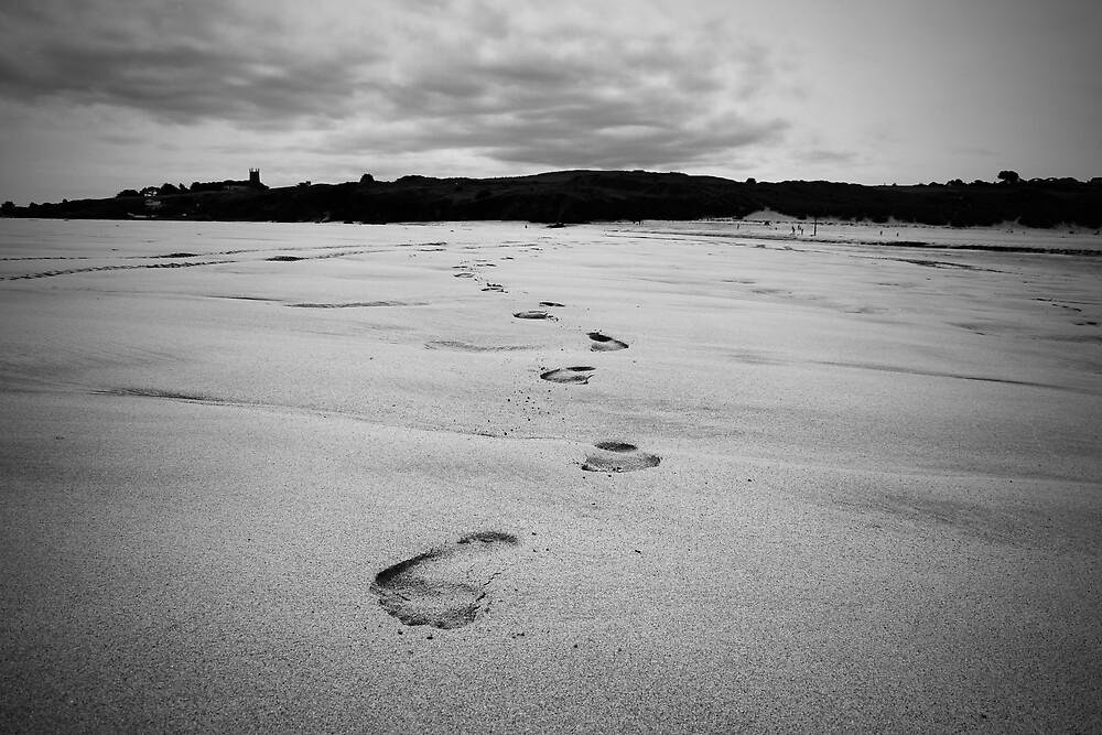 Through the Sand by kbrimson