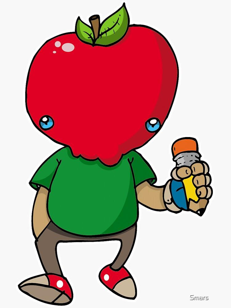 Apple Jakk Red by Smars