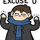excuse u by geothebio