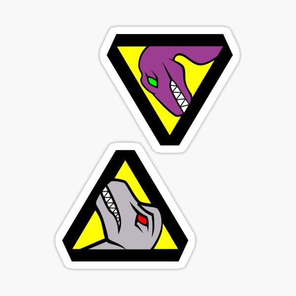 #9-#10 Sticker
