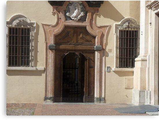 the ancient SPEZIERIA of the ABBEY OF S.GIOVANNI EVANGELISTA - PARMA - ITALY - EUROPE-  2200 VISUALIZZAZ .ottobre 2013--VETRINA RB EXPLORE 26 GIUGNO 2012 --                          by Guendalyn