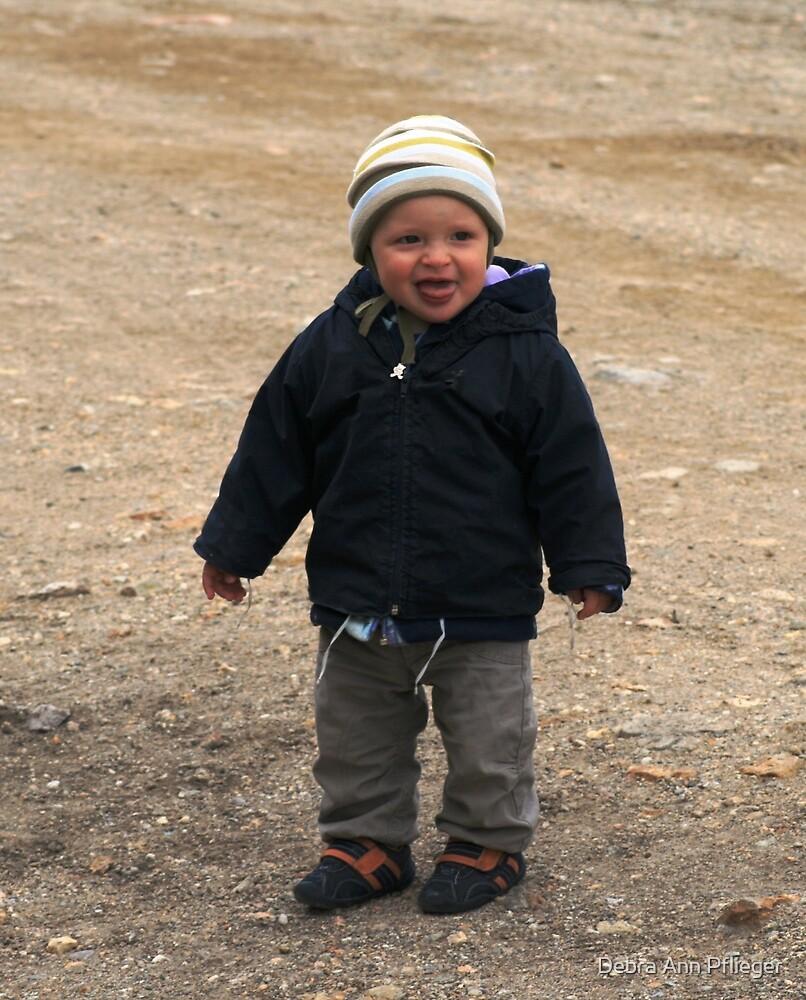 The Little German Boy by Debra Ann Pflieger