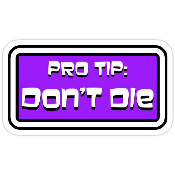 Pro Tip by AdamantDitto