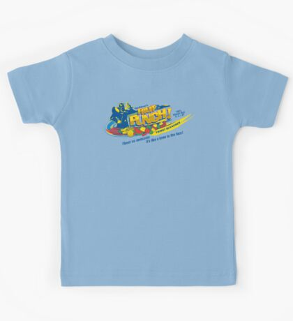 Falcon's Punch! Kids Clothes