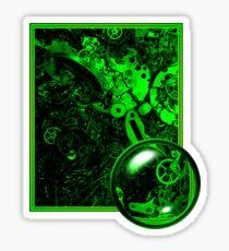 Timepiece Cogs  Sticker