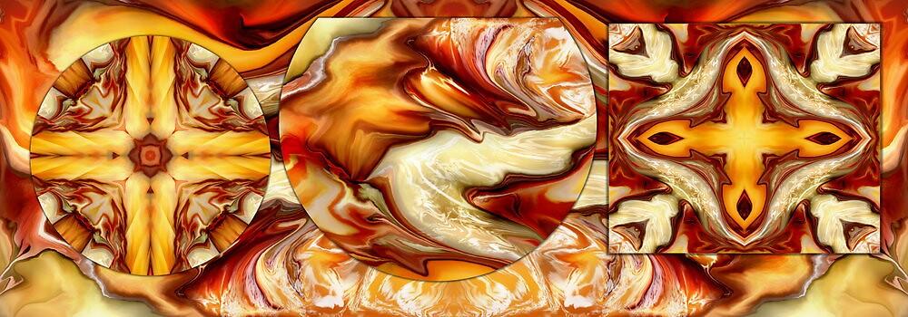 Flow Of The Cirubias by Dazzia