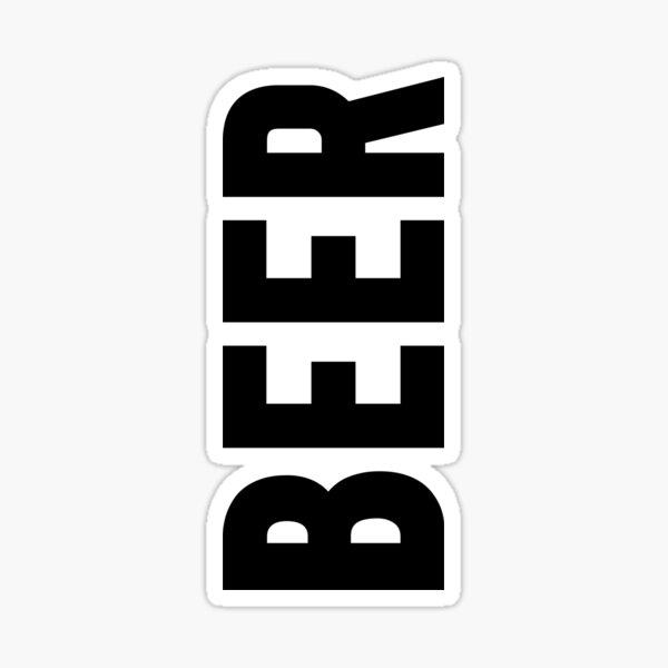 Beer Sticker | FreshTS Sticker