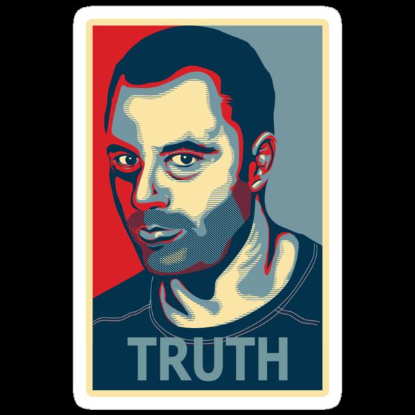 Truth ~ Joe Rogan by Mehdals