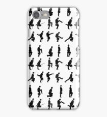 Monty Python Ministry of Silly Walks iPhone case iPhone Case/Skin