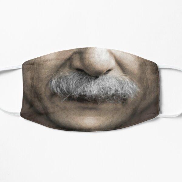 Albert Einstein Face Photo Realistic Men's  Mask