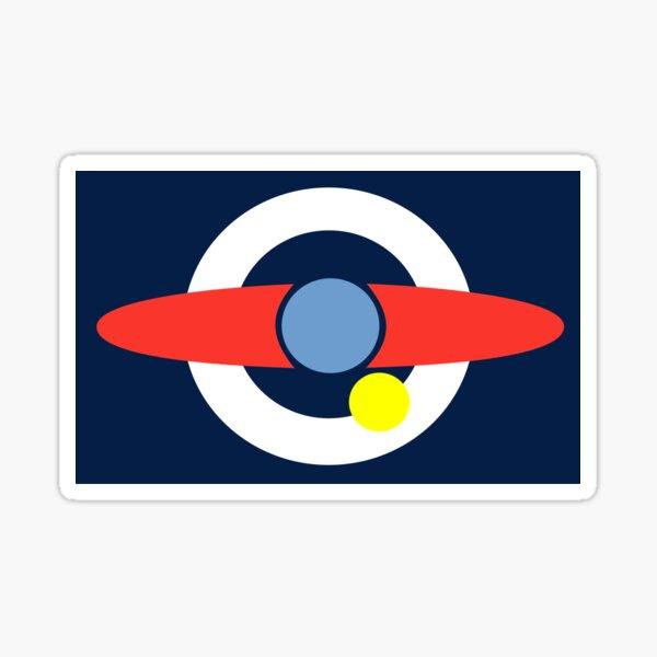Anti Earth Union Group U.C - Logo [AEUG] Sticker