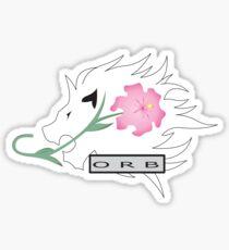 Orb Union - Logo Sticker