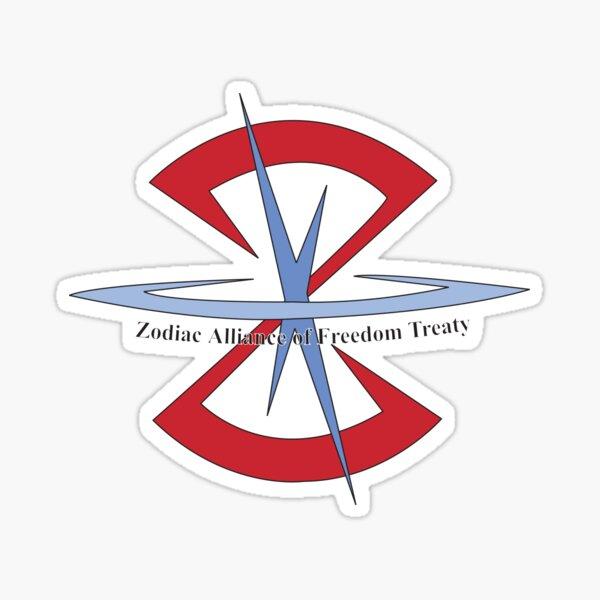 ZAFT - Logo Sticker