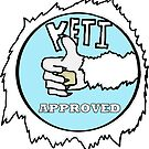 Yeti approved by atumatik