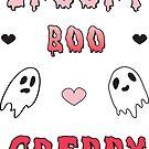 Spoopy & Creppy by laurenschroer
