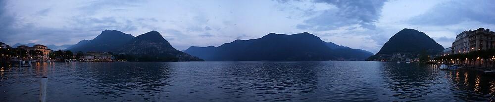 Lugano Paradiso by bartfrancois