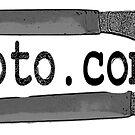Strayfoto Channel Lock Logo BW by strayfoto